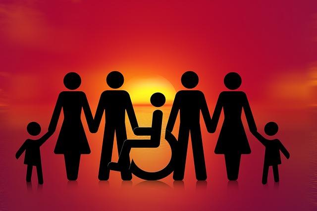 Inclusión y juegos para niños con discapacidad